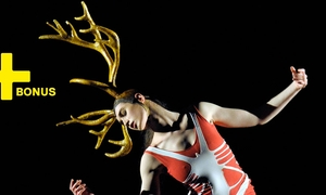 vignette Stage de danse avec Lisa Robert (Cie DCA/Philippe Decouflé)