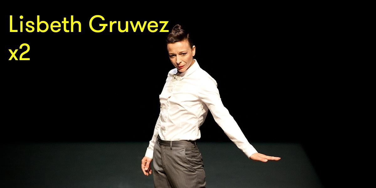 Offre spéciale spectateurs de Lisbeth Gruwez