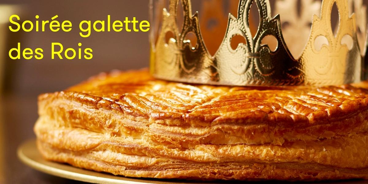 Galette des Rois party !