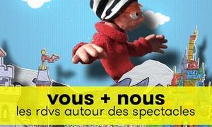 vignette Atelier enfants – Création de marionnettes
