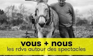 vignette Conférence gesticulée - Du tracteur à l'âne (ou la prise de conscience politique d'un paysan)