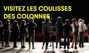 vignette Visite côté coulisses Colonnes